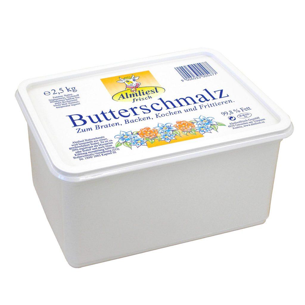 Almliesl_Butterschmalz_2.5kg_GmundnerMilch