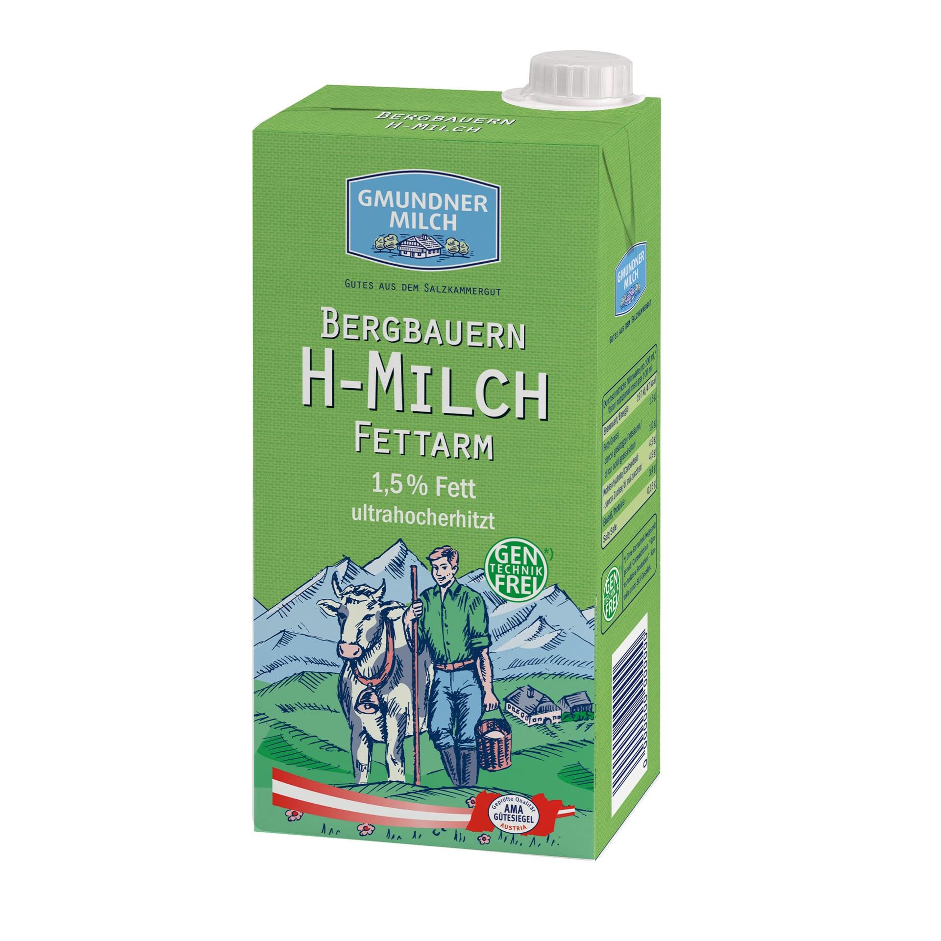 Bergbauern H-Milch <br />1,5 %