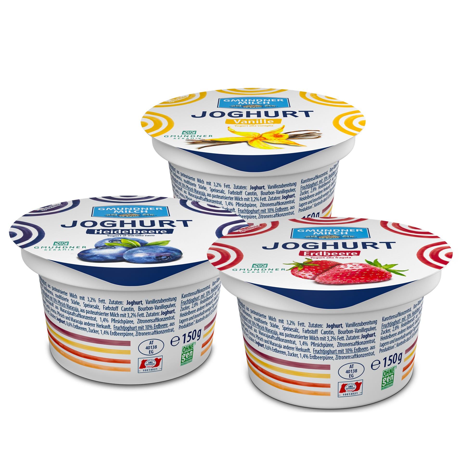 Fruchtjoghurt 150 g