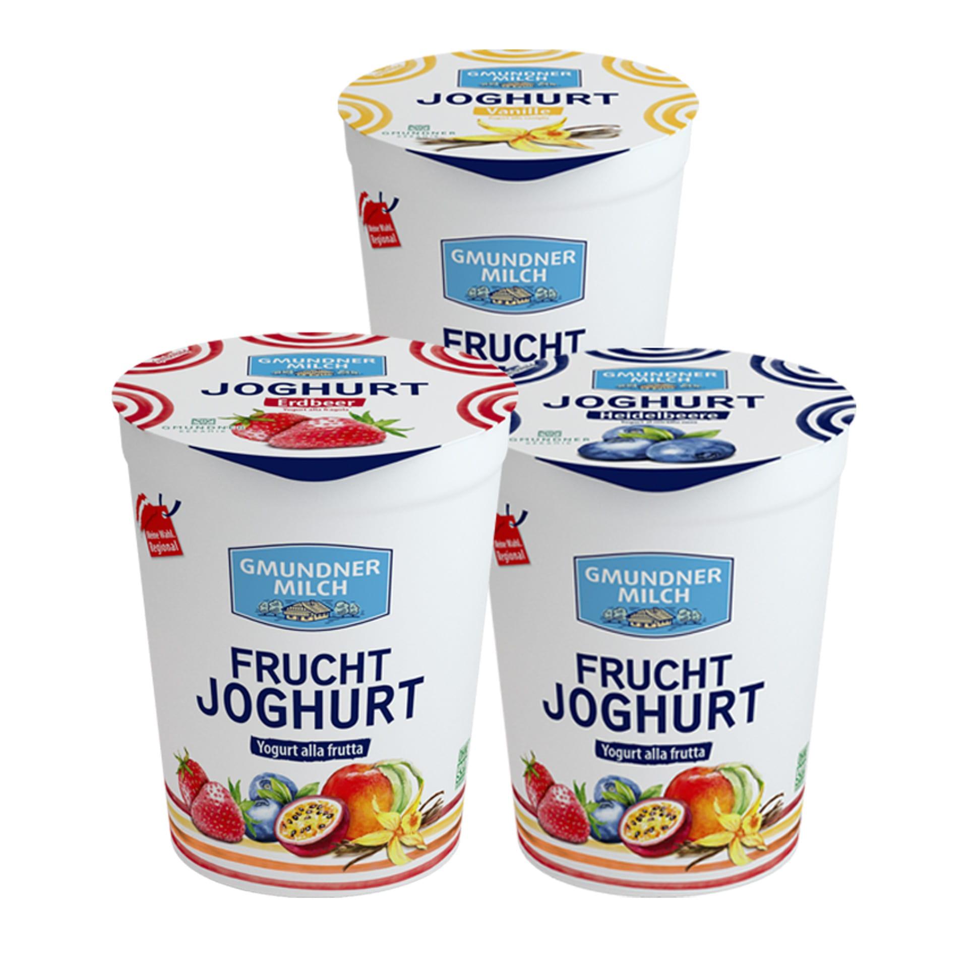 Fruchtjoghurt 500 g