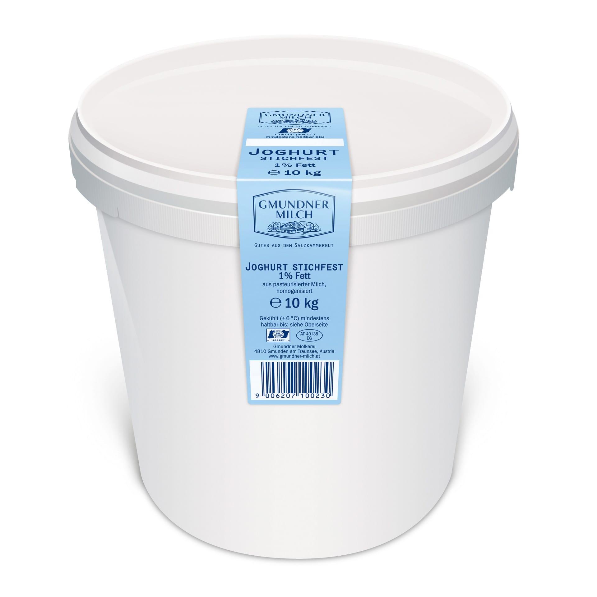 Joghurt 1%