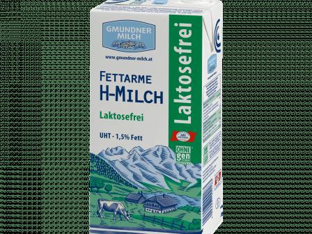 Laktosefreie H-Milch
