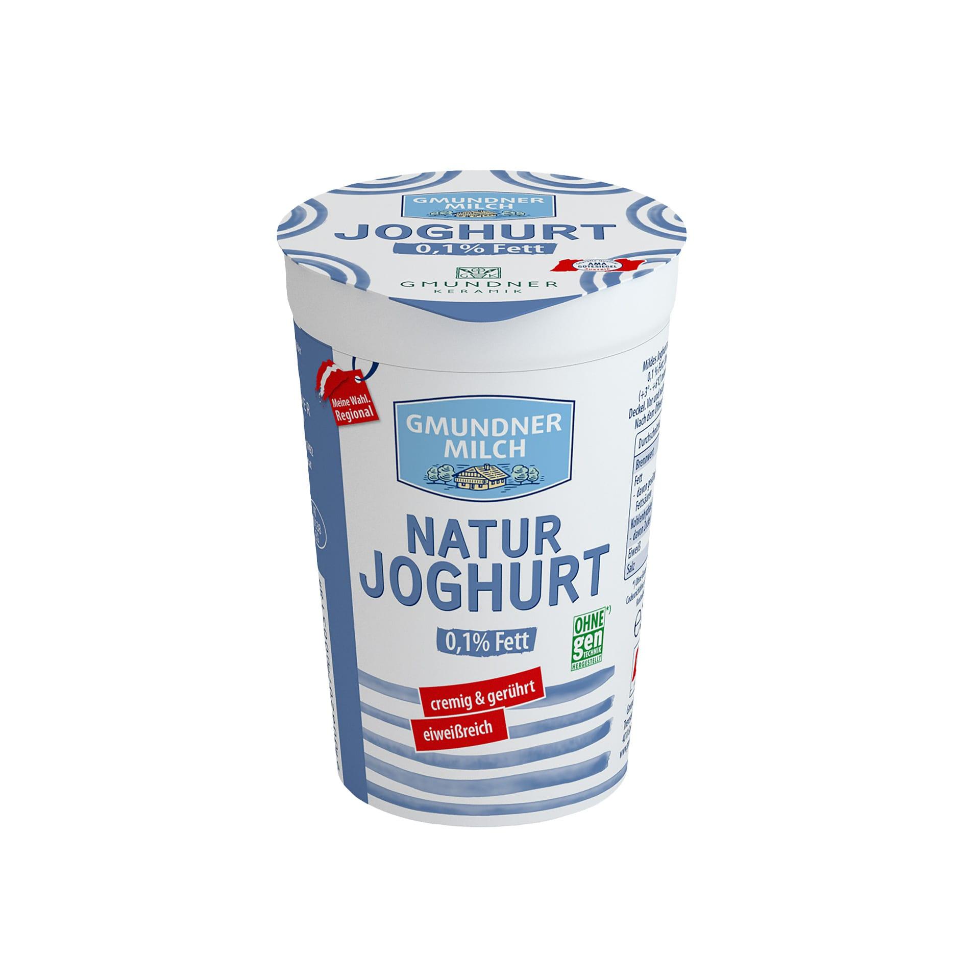 Joghurt 0,1%