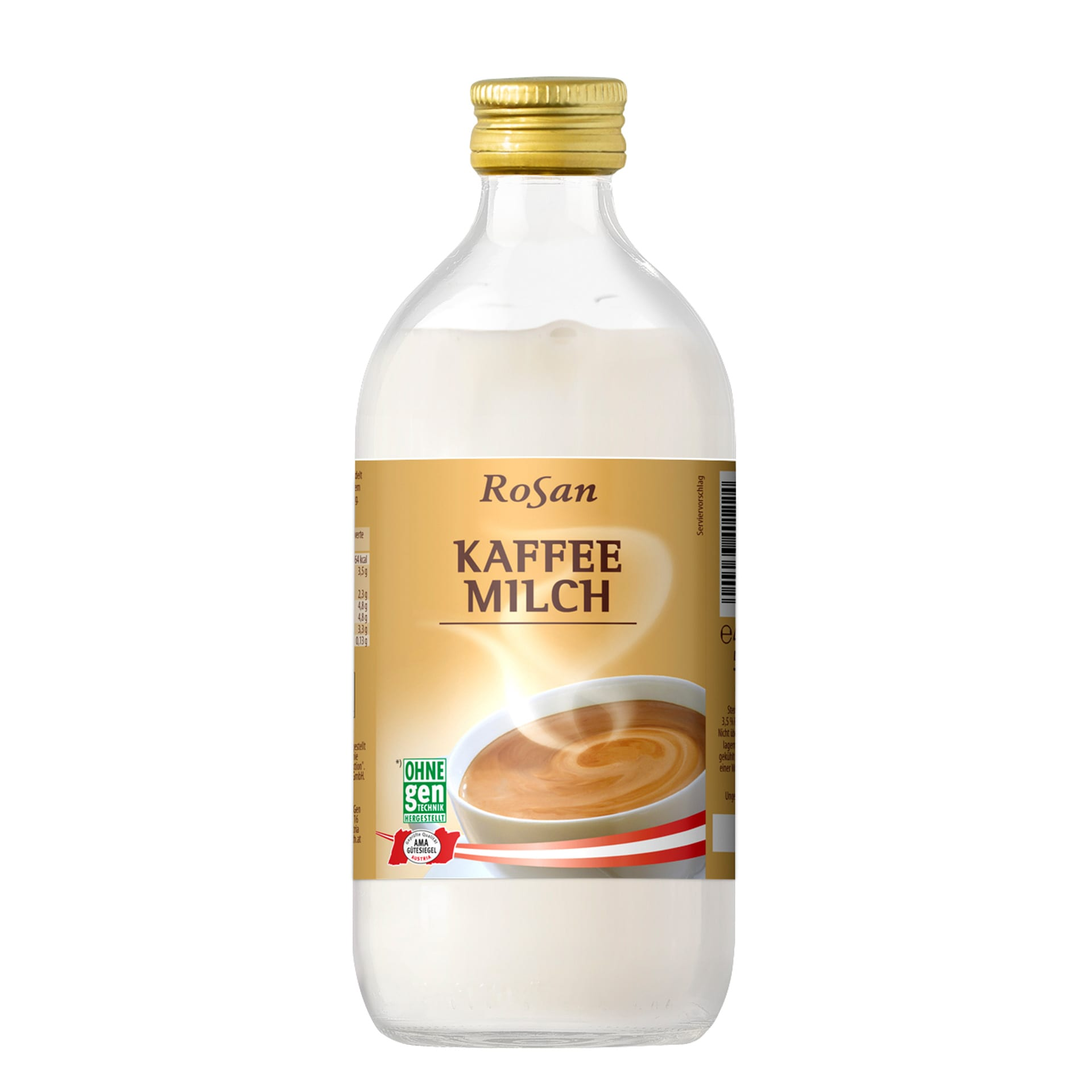 Rosan Kaffeemilch 3,5 %